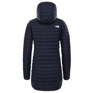 Veste Femme The North Face Stretch Down Parka Aviator Navy (equipementaventure.fr)