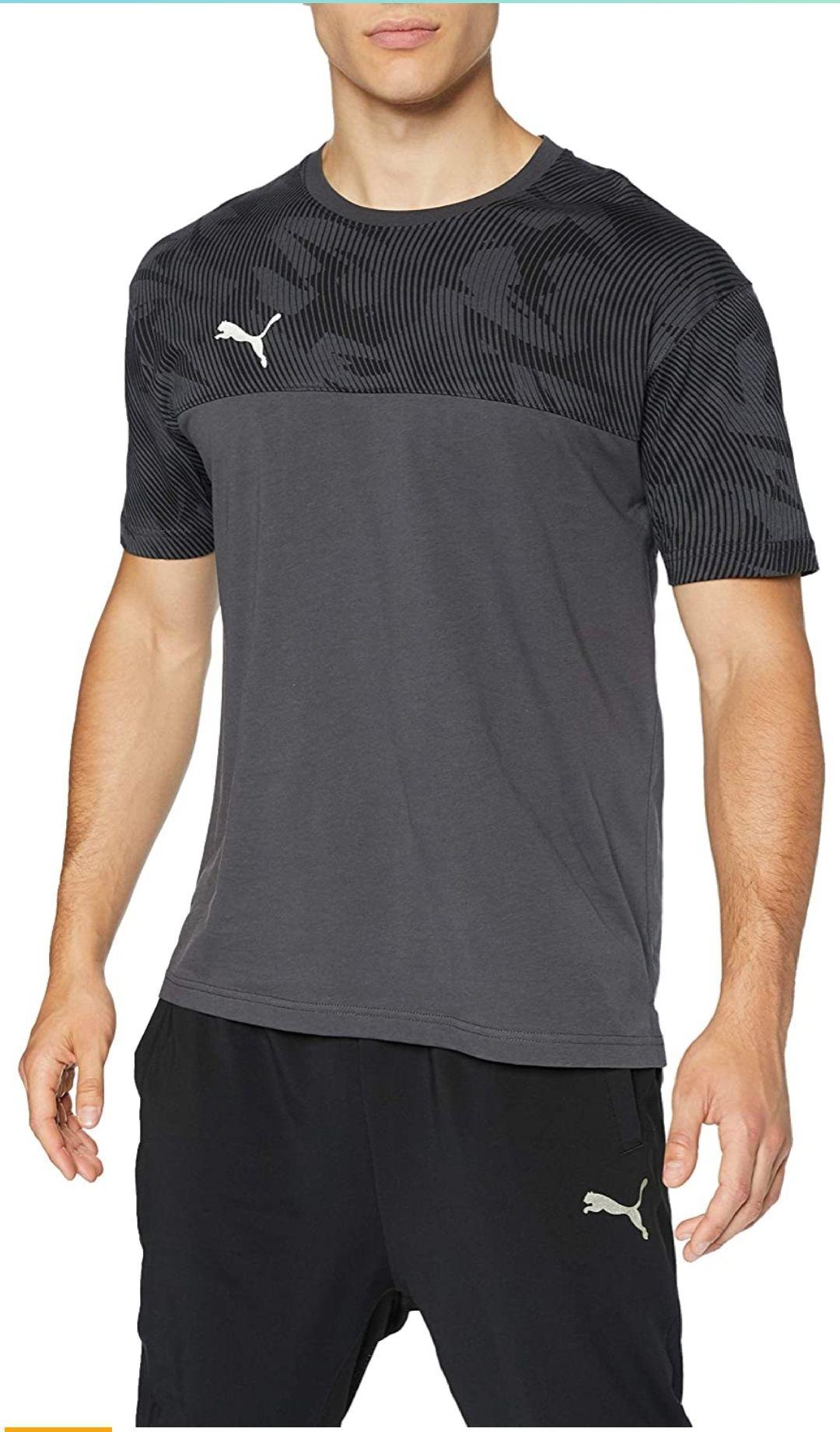 T-shirt pour Homme Puma Cup Casuals à partir de 12.99€ - Tailles et couleurs au choix