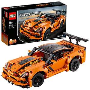 Jeu de construction Lego Technic Chevrolet Corvette ZR1 42093