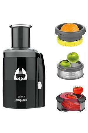 Extracteur de jus Magimix Juice Expert 3 18081F - Noir