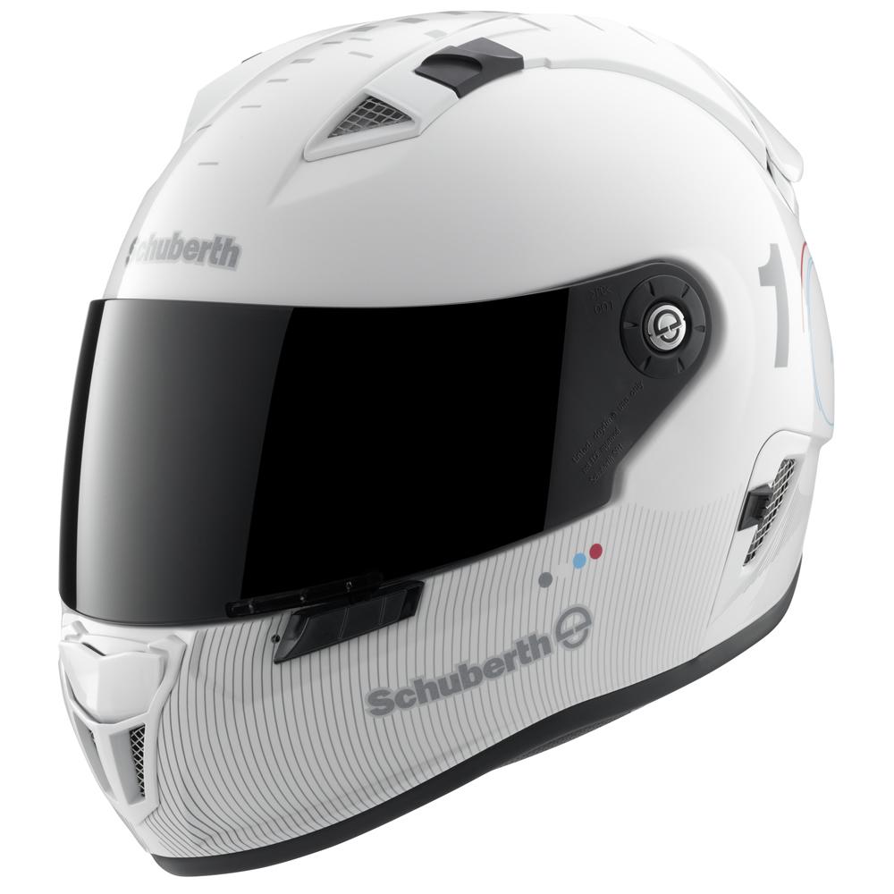 Casque moto Schuberth SR1 - Taille 54