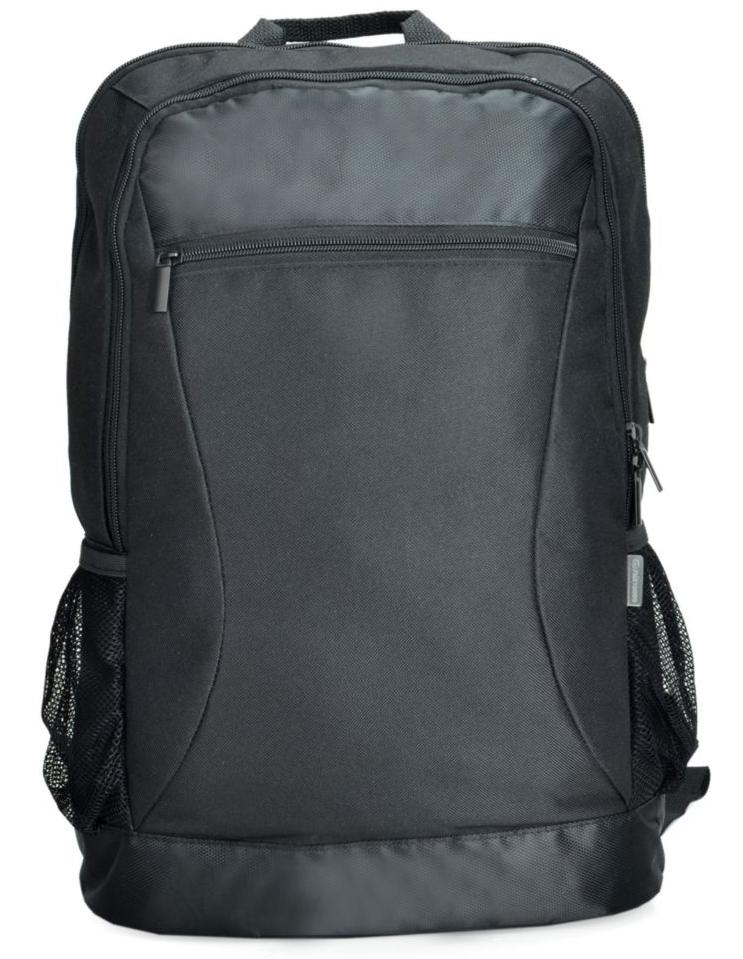 """Sac à dos pour PC Portable 15-16"""" Essentielb Basic - Noir (Via remise panier)"""