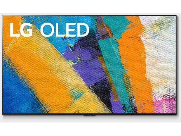 "TV OLED 77"" LG OLED77GX6 - UHD 4K, HDR, Smart TV, Dolby Vision IQ & Dolby Atmos"