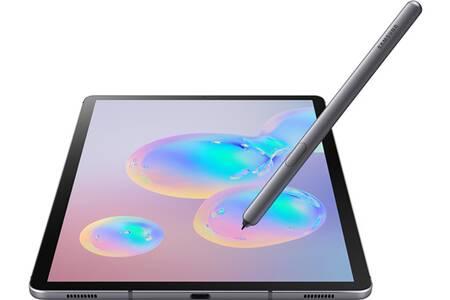 "Tablette 10.5"" Samsung Galaxy Tab S6 - 256 Go, Noir"