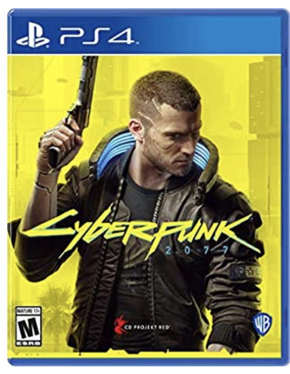 [Précommande] Cyberpunk 2077 sur PS4 (Frais de port et taxe incluses)