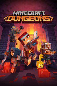 Minecraft Dungeons Hero Edition sur Nintendo Switch