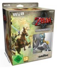 The Legend of Zelda Twilight Princess HD sur Wii U - Edition limitée (amiibo Link loup + CD Audio inclus)