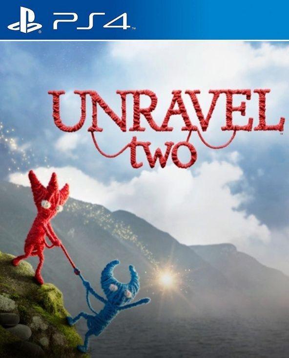 Jeu Unravel Two sur PS4 (Dématérialisé)