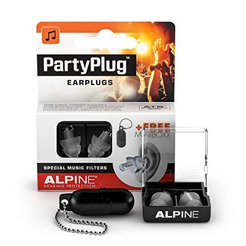 Bouchons d'oreille Alpine PartyPlug