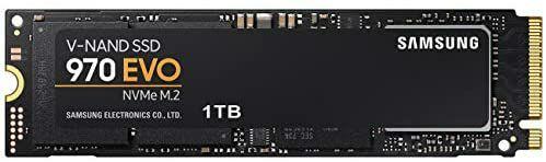 SSD Interne M.2 NVMe Samsung 970 Evo (TLC 3D, DRAM) - 1To
