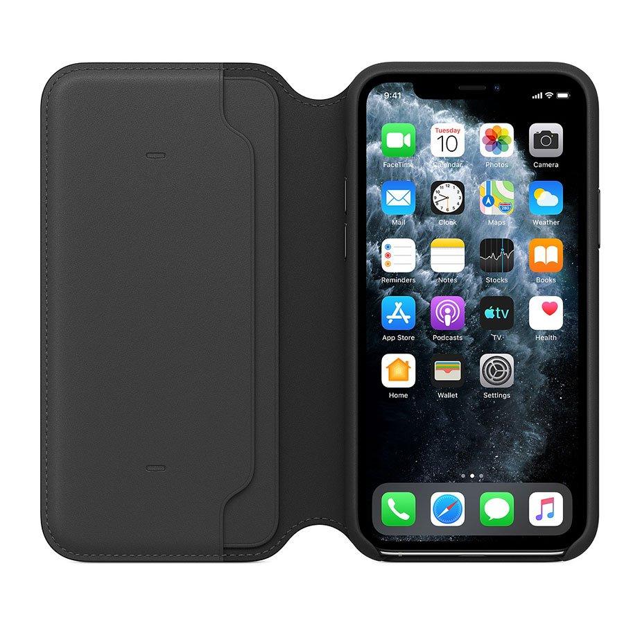 Sélection de produits en promotion - Ex : Étui Apple folio en cuir pour iPhone 11 Pro (iconcept.fr)