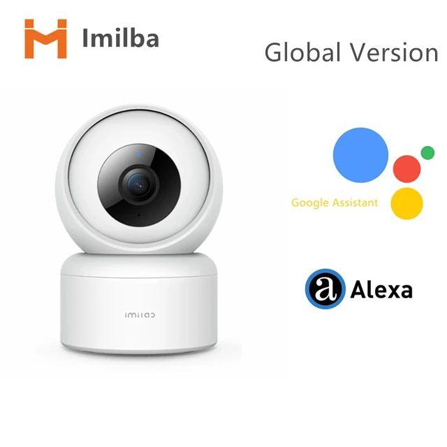 Caméra de surveillance iMilab C20 - 1080p, 360°, Wifi, iMilab Home