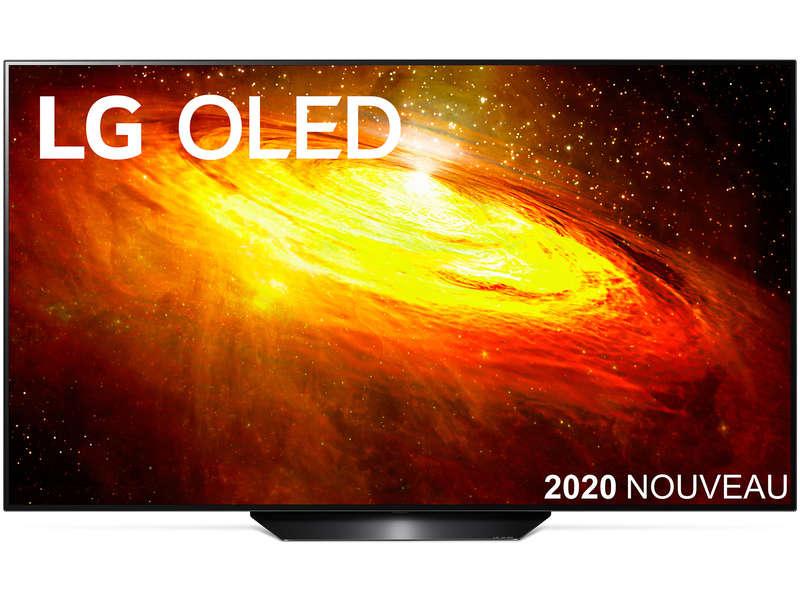 "TV OLED 55"" LG OLED55BX6 - 4K UHD, 100 Hz, HDR10 Pro, Dolby Atmos & Vision, Smart TV"
