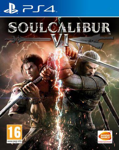 Soulcalibur VI sur PS4 et Xbox One