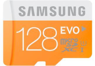 Carte microSDXC Samsung Classe 10 - 128 Go