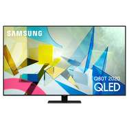"TV 55"" Samsung QE55Q80T 2020 - QLED, 4K, Dalle 100 Hz, HDR10+, Smart TV, HDMI 2.1 (via ODR 200€)"