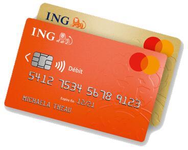 [Sous conditions] 20€ offerts pour 10 achats effectués entre le 7/12 et le 31/12/2020 avec votre Carte ING