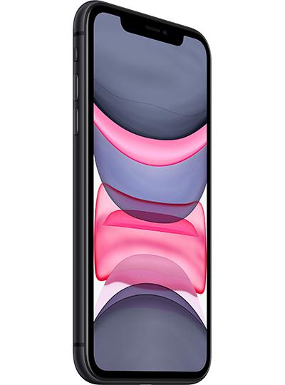 """Smartphone 6.1"""" Apple iPhone 11 - Full HD Retina, A13, 4 Go de RAM, 64 Go (Plusieurs coloris)"""