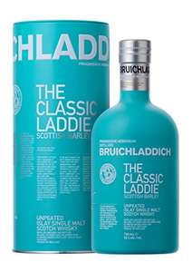 Bouteille de Whisky Bruichladdich The Classic Laddie Scottish Barley - 70 cl