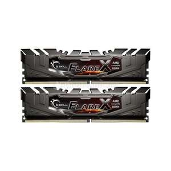 Kit mémoire DDR4 G.Skill Flare X Series 16 Go (2x 8 Go) - 3200 MHz, CL14