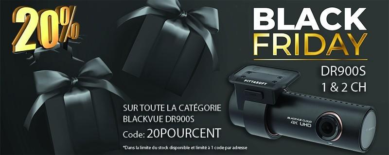 20% de réduction sur les Dashcam blackvue (edr-auto.fr)