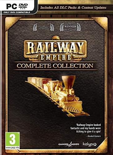 Railway Empire - Complete Collection sur PC