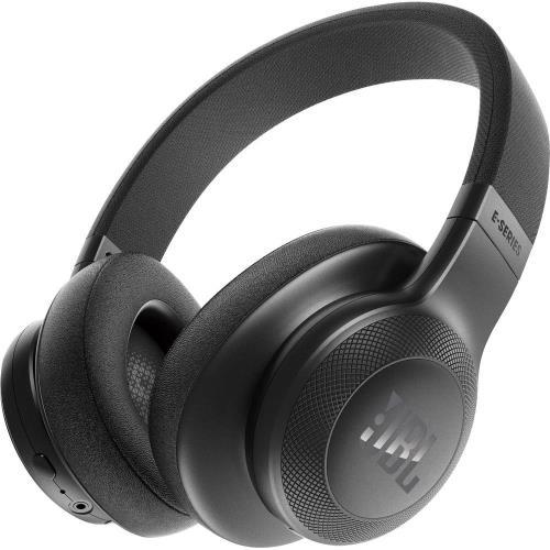 Casque audio sans fil JBL E55 - Bluetooth, Noir