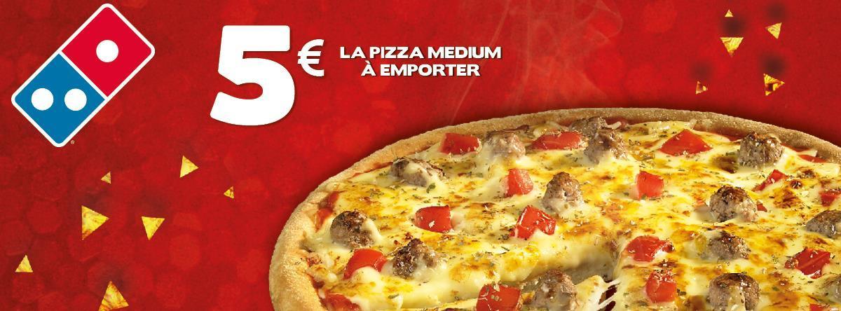 Pizza Medium à emporter