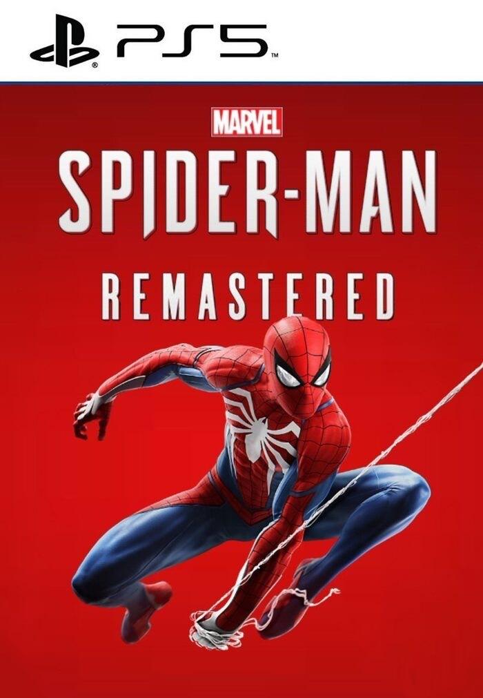 Spider-Man Remastered sur PS5 (Dématérialisé)
