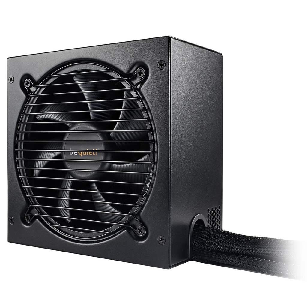 Alimentation PC non-modulaire Be Quiet Pure Power 11 - 80+ Gold, 600W