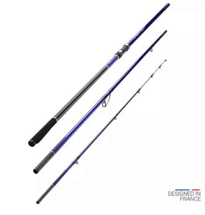 Canne pêche Symbios 500 - 420 avec son fourreau rangement