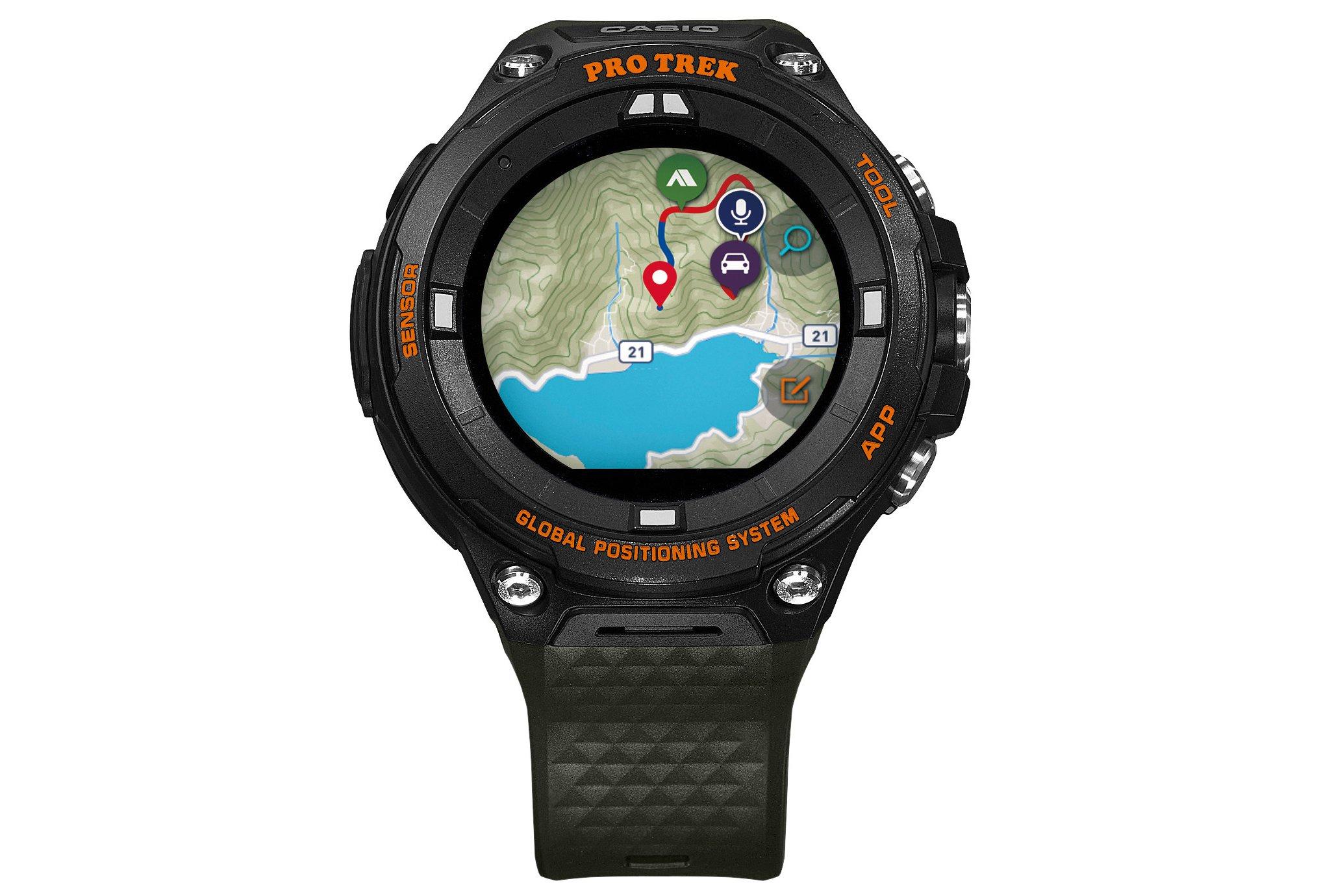 Montre GPS Casio Pro Trek Smart WSD-F20A
