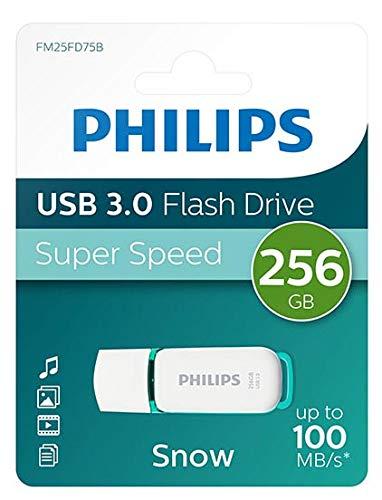 Clé USB 3.0 Philips Drive Snow - 256 Go (vendeur tiers)