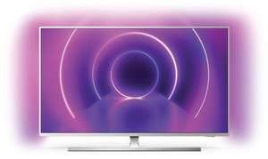 "TV 58"" Philips The One 58PUS8545 - 4K UHD, HDR10+, LED, Dolby Vision, Ambilight 3 côtés, Android TV"