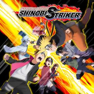 Naruto to Boruto: Shinobi Striker sur PS4