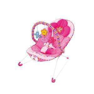 Transat Eveil Fisher Price T5051 Rose (Peu de stock)