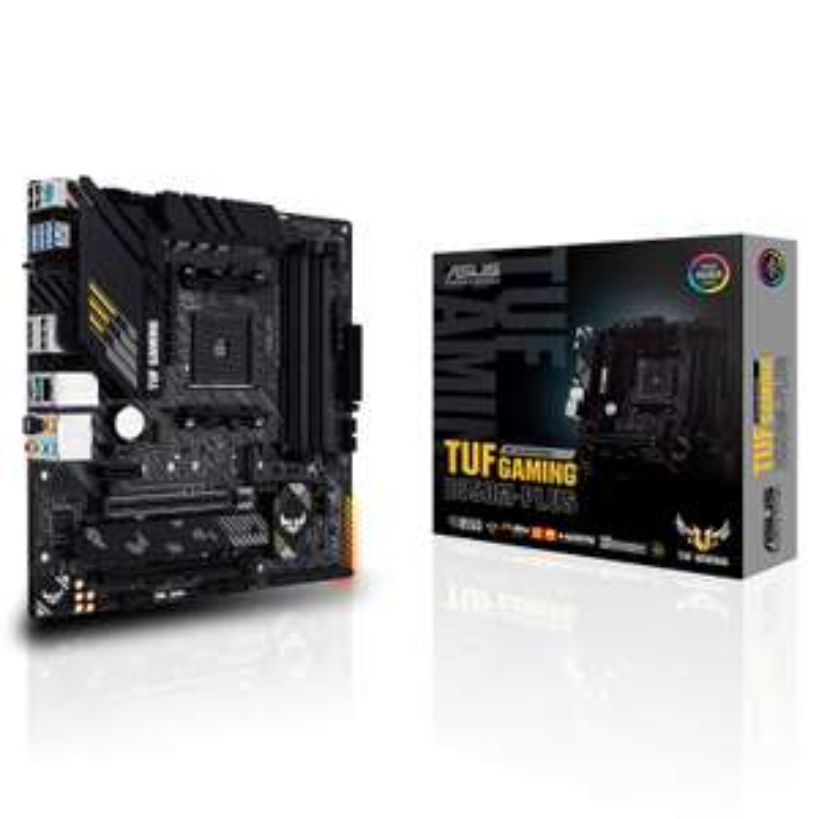 Carte mère Asus TUF Gaming B550M Plus - mATX
