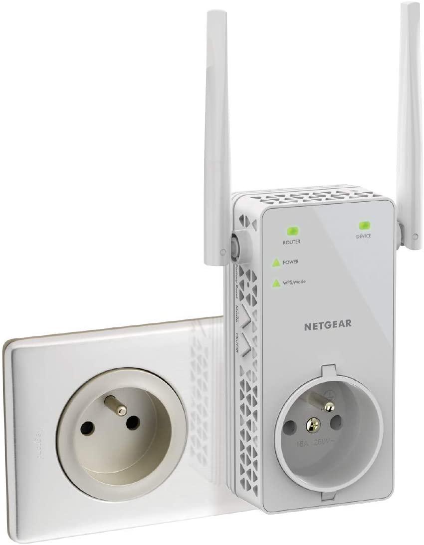 Répéteur Wi-Fi Netgear EX6130 - 1200 Mbit/s