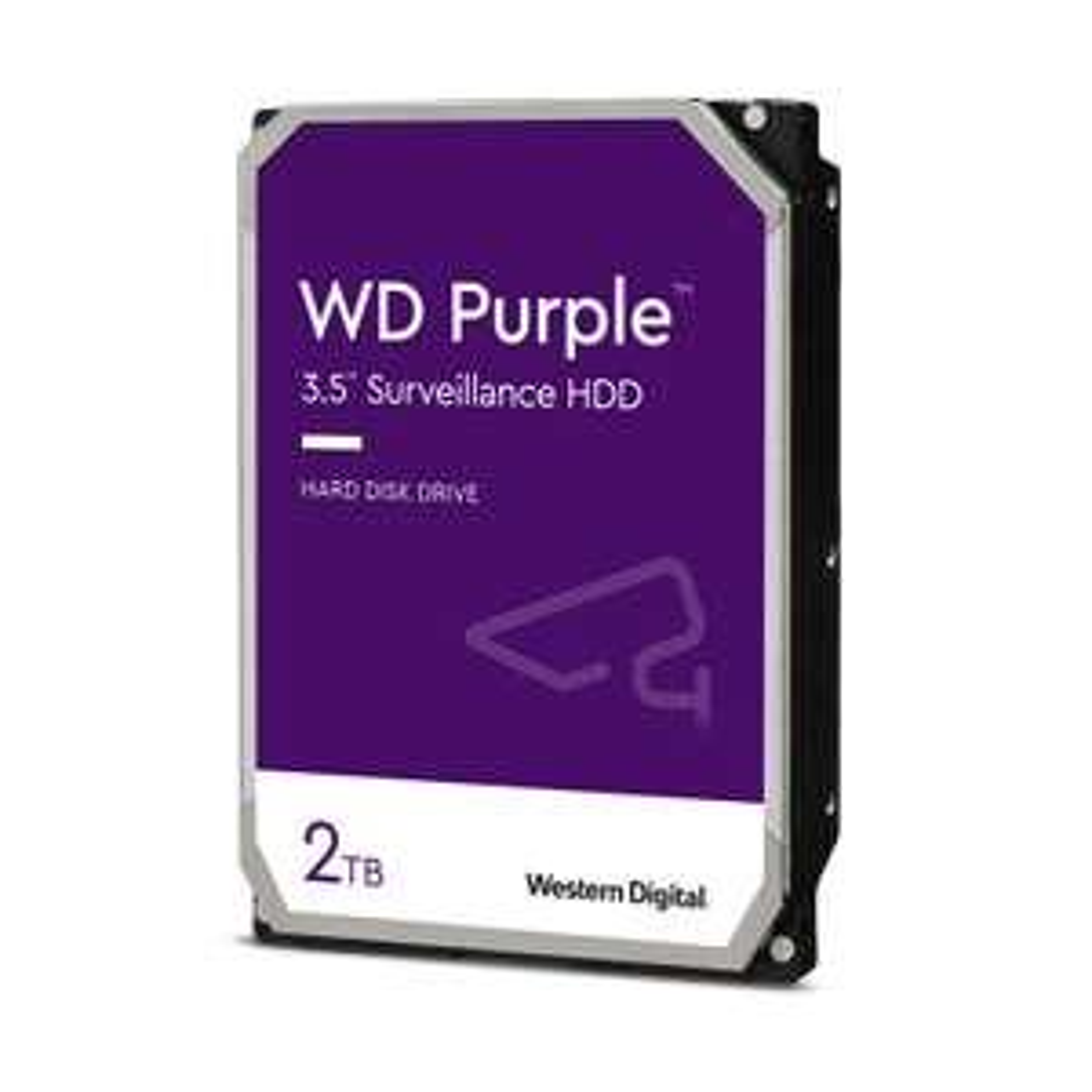 "Disque dur interne 3.5"" Western Digital WD Purple - 2 To"