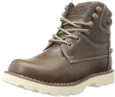 Boots garçon Skechers Bowland (Pointures 31,33,34,35,36)