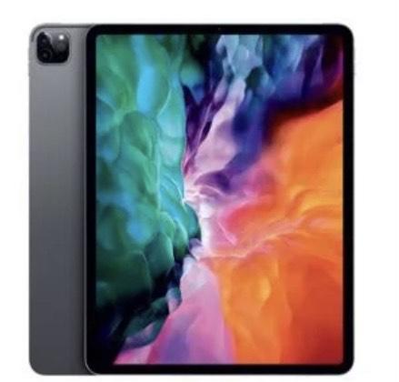 """Tablette Apple iPad Pro 12.9"""" (2020) Wi-Fi - 128 Go (+47.94€ en Rakuten Points)"""