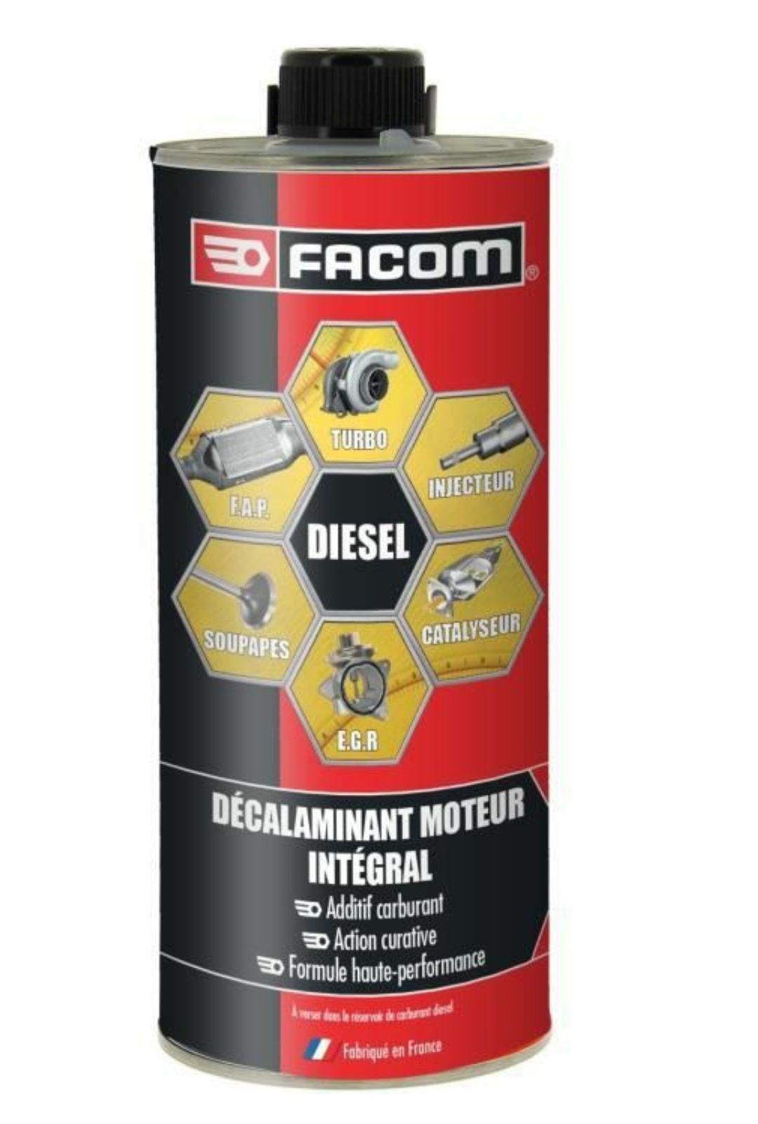 Décrassant Intégral Diesel Facom - 1 L