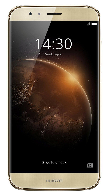 """Smartphone 5,5"""" Huawei GX8 32 Go - Octo-core, 3 Go RAM, Or (avec ODR 70€)"""