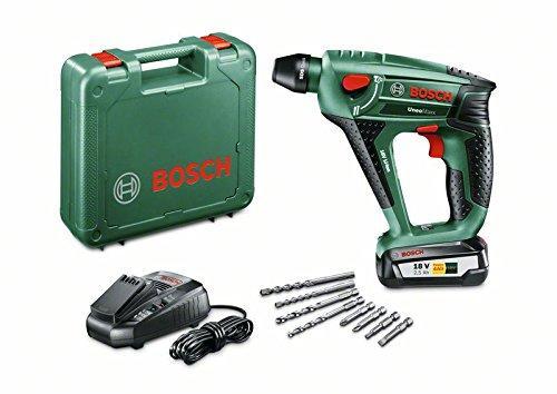 Coffret Perforateur Sans Fil Bosch 060395230A Uneo Maxx avec 1 Batterie 18V