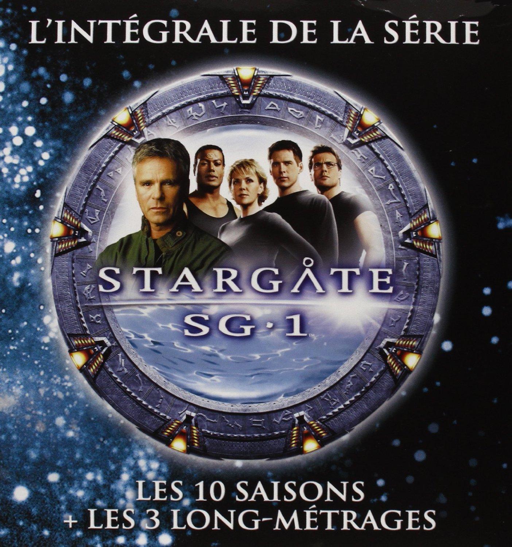 Coffret DVD Stargate SG1 : L'intégrale des 10 saisons + 3 films (Édition Limitée)