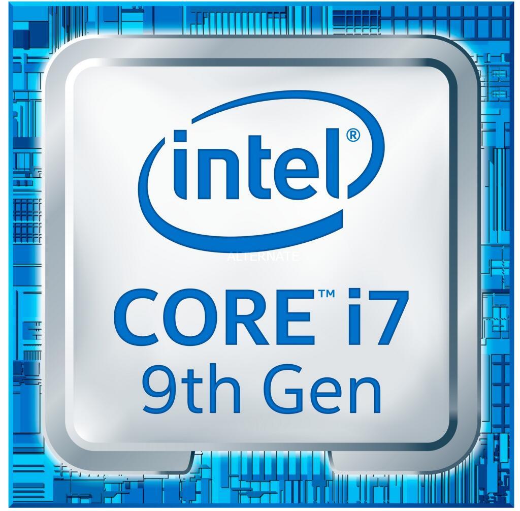Processeur Intel Core i7-9700KF - LGA 1151