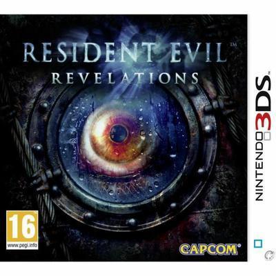 Resident Evil Revelation (3DS)