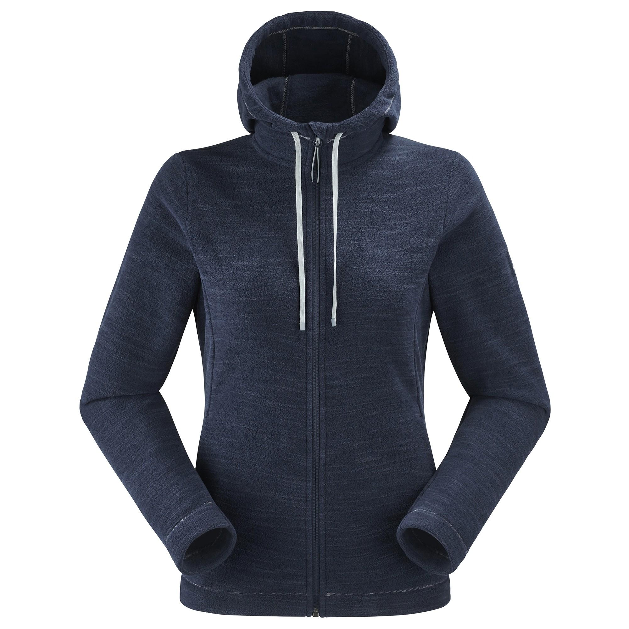 Sweatshirt zip Doucy Hoodie W pour Femme - Plusieurs coloris