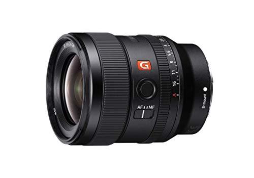 Objectif Hybride Sony 24 mm F/1.4 GM FE - Noir