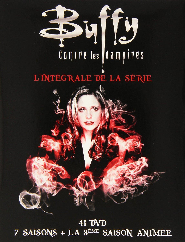 Coffret DVD L'intégrale de la série Buffy contre les vampires